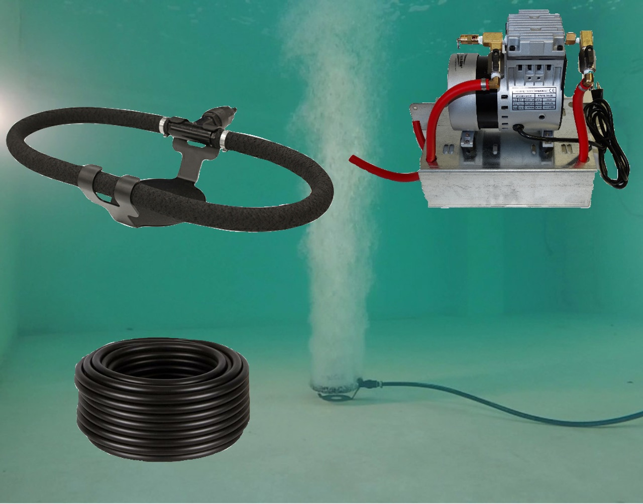 Can-Air ECO 1 Pond Aeration System