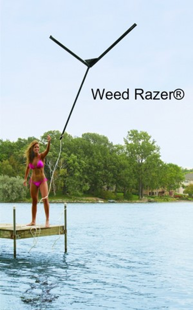 Weed Razer 4' Weed Cutter