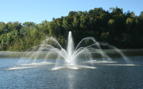Kasco's J series fountains
