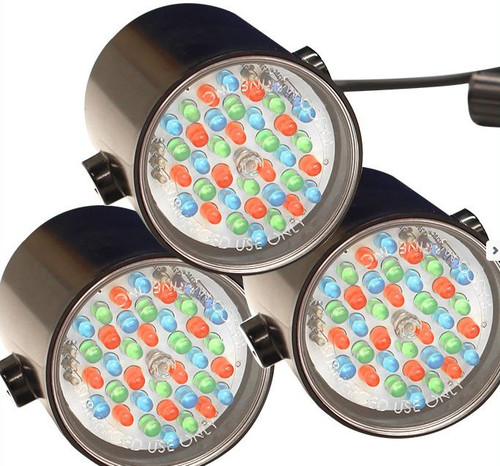 *NEW* Kasco RGB 3 Fixture LED Colour changing light