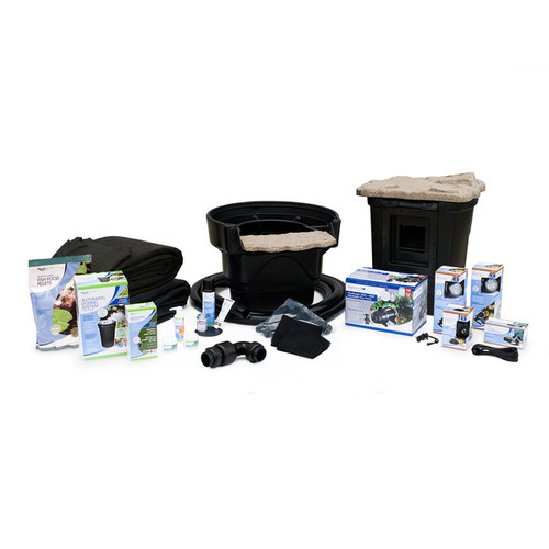 Aquascape Large Pond Kit - 21' x 26' (7000 GPH Pump)
