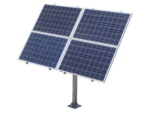 Kasco Solar Powered 2400VFX (100ft cord) Fountain - 1/2 hp