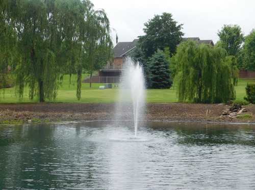 OWS ECO 1/2HP Floating Pond Fountain