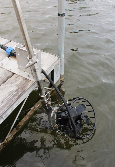 Kasco Marine 2400 Circulator with Dock Mount