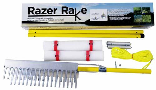 Weed Razer Rake