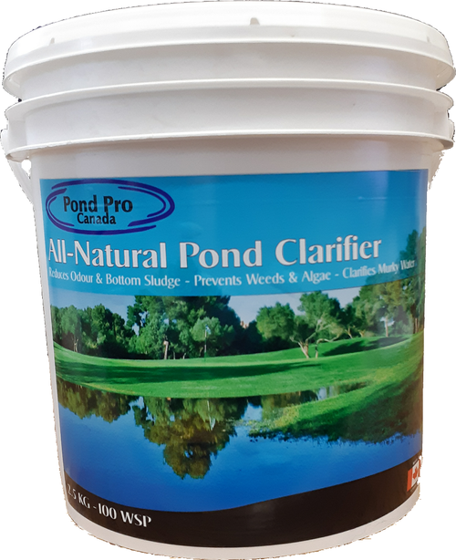 All-Natural Pond Clarifier 2.5kg Pond and Lake bacteria
