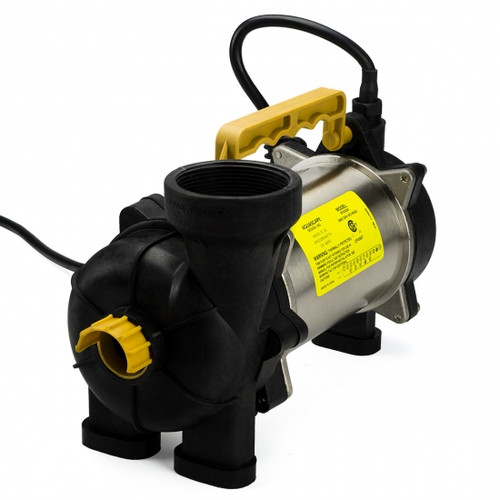 Aquascape Pro 3000 pond pump ideal for pond skimmers, pond filters waterfalls and other water features