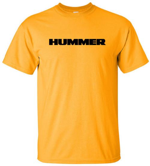 Hummer Automotive Company Defunct Logo T-Shirt
