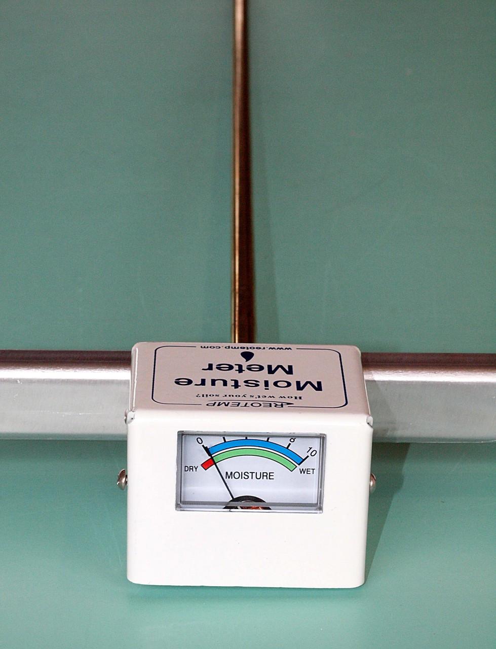 Reotmep compost moisture meter