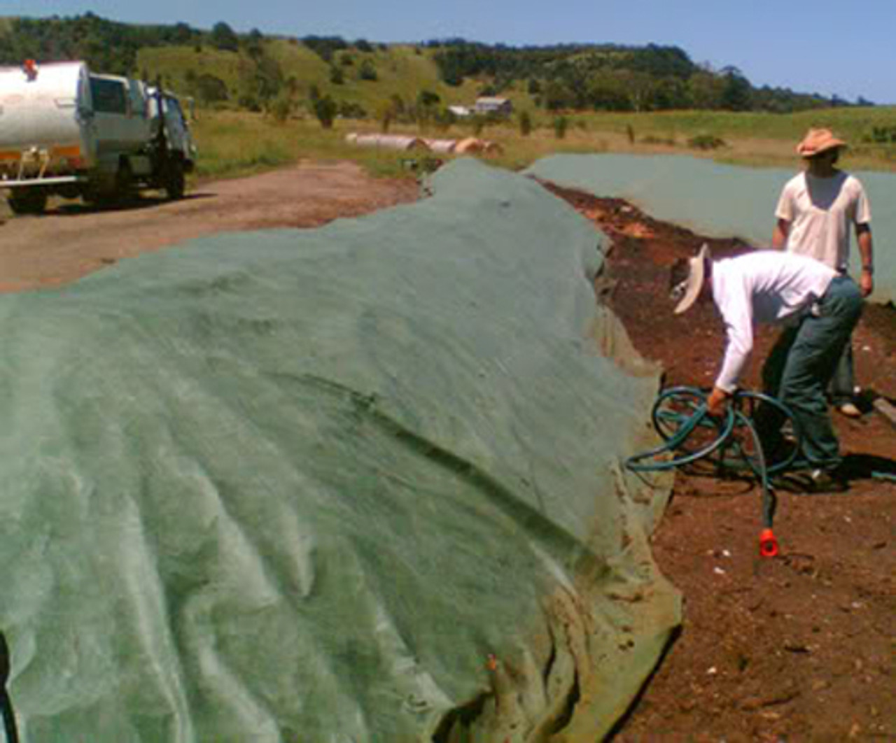 TOPTEX Windrow Compost Cover 4 x 100m