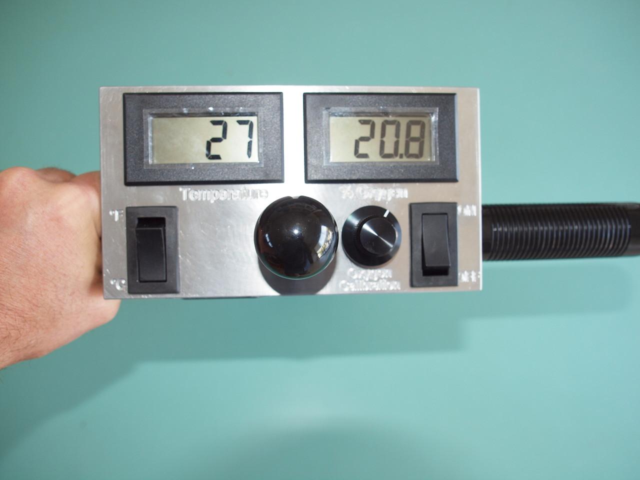 Reotemp Oxytemp probe - digital