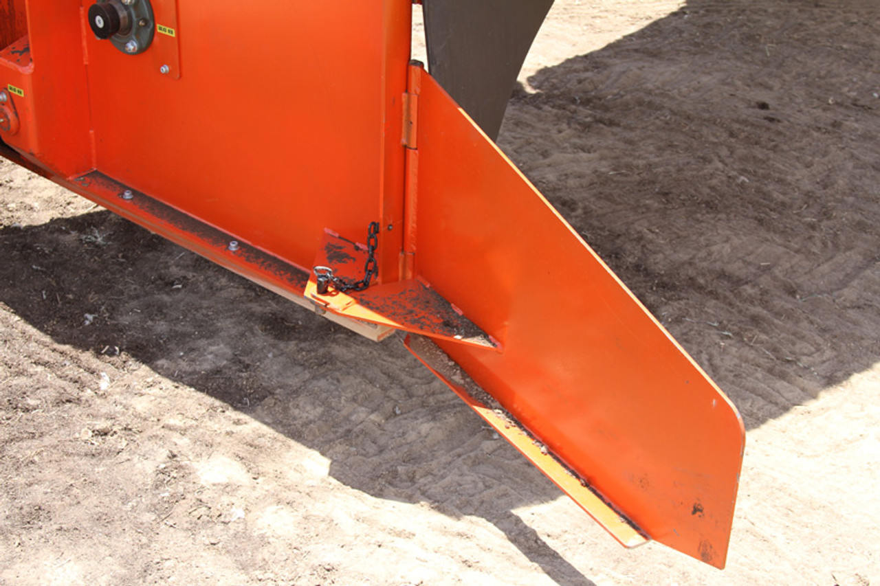 Compost Windrow Turner 2.7 meter wide