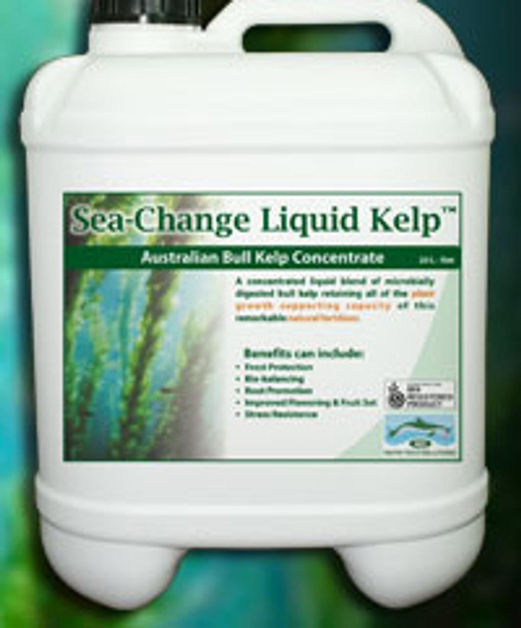 NTS liquid Kelp suitable for compost tea brewing
