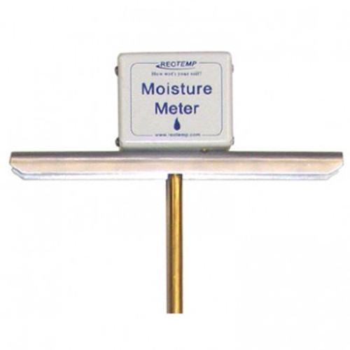 Reotmep compost moisture meter close up