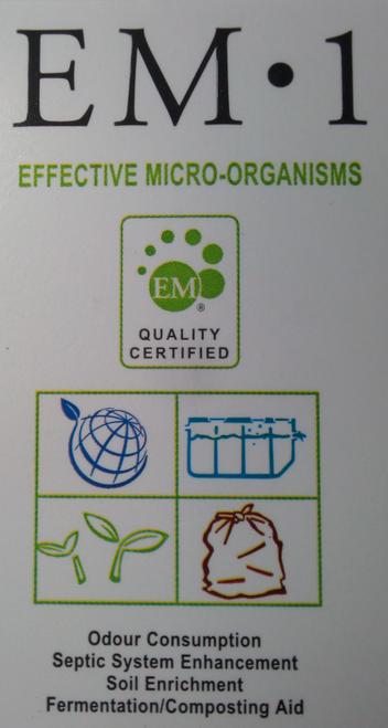 Effective Microorganisms EM1