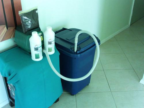 BioActive Micro Compost Tea Brewer 50 litre (100 Watt Pump )