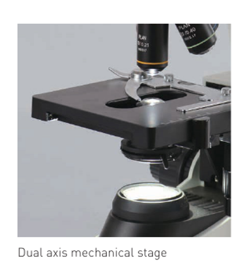 E5 Microscope Trinocular
