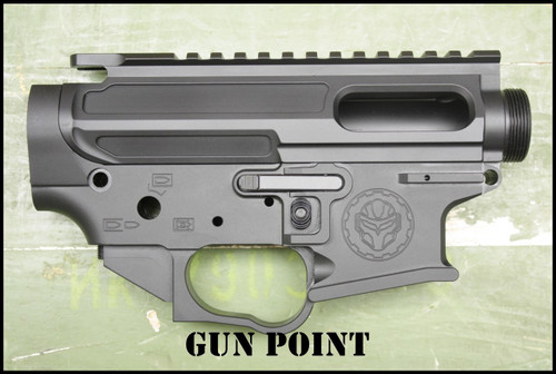 GPM AVENGER GEN2 9MM BCG AMBIDEXTROUS COLT STYLE  MAG LIGHTWEIGHT BILLET UPPER & LOWER SET