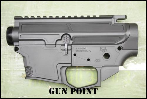 GUN POINT AVENGER GEN2  9MM DEDICATED GLOCK MAG BILLET LIGHTWEIGHT LOWER & UPPER RECEIVER SET