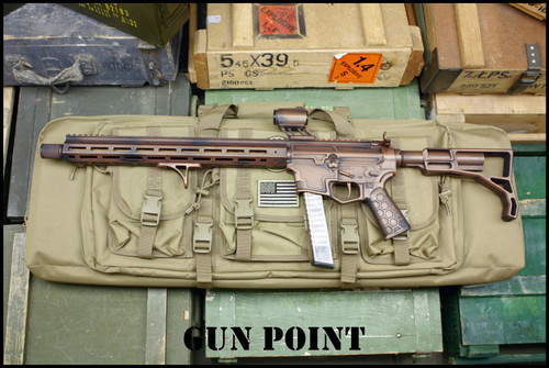 """GPM """"Copper Nail"""" Competition Model 9mm AR15 Glock Mag AR9"""