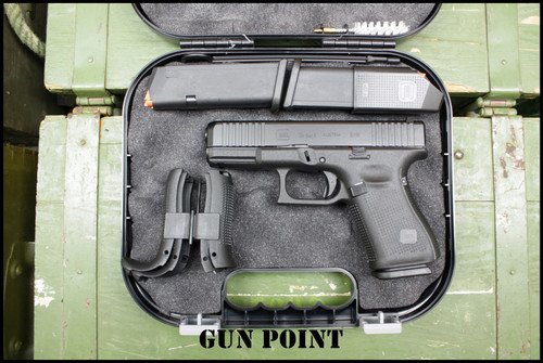 GLOCK 19 GEN 5 FACTORY NEW 9MM GLOCK 19