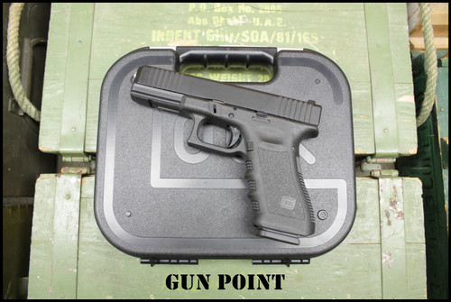 Gun Point Custom Shop Glock 17 Gen 3 Tactical 9mm Pistol