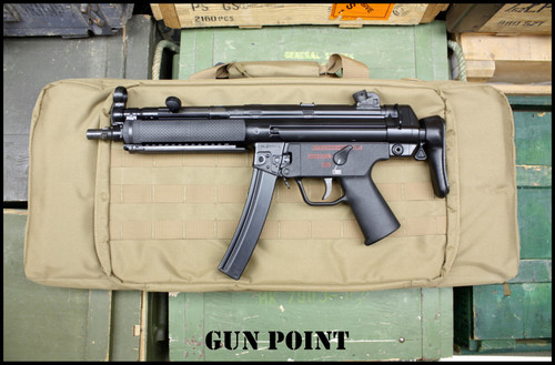 HK MP5 WITH S&H SEAR ABSOLUTELY STUNNING HK MP5 SEAR GUN 9MM HK MP5 S&H
