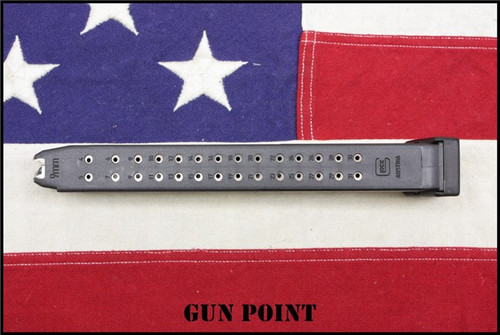 GLOCK 9MM 33 ROUND FACTORY MAG