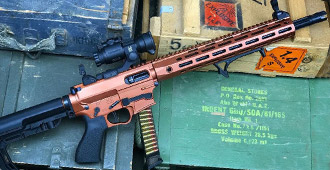 Buy AR 9MM Complete Rifles