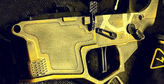 AR 9MM Lower Receivers