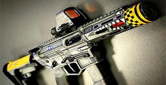 AR 9MM Pistols