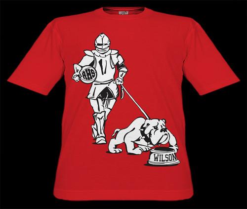 Red Knight Mastering the Bulldog