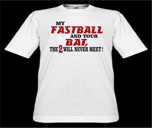 My Fastball and Your Bat