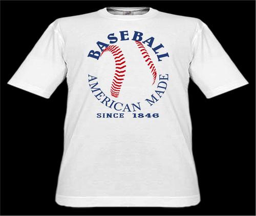 Baseball-American Made Since 1846