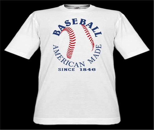 Baseball-American Made Since 1846