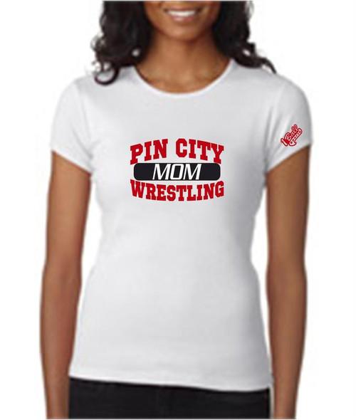Pin City Wrestling Mom FF