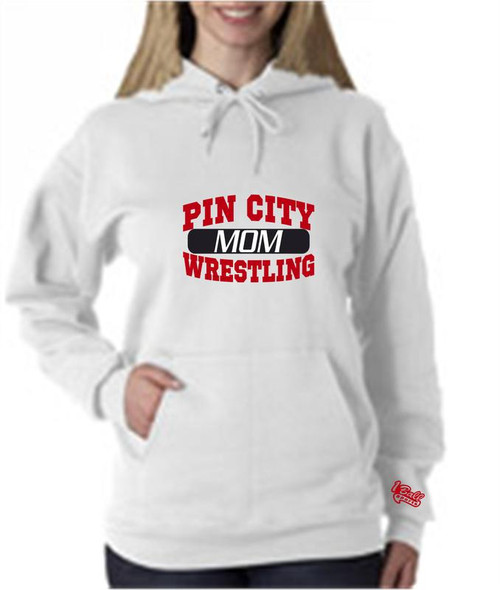 Pin City Storm Mom Hoody
