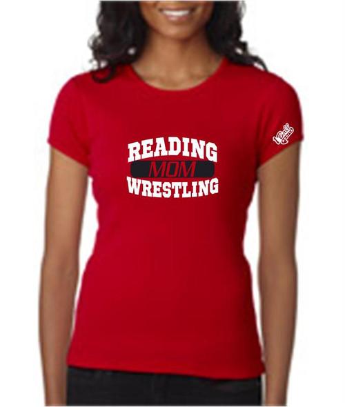 Reading Wrestling Mom FF