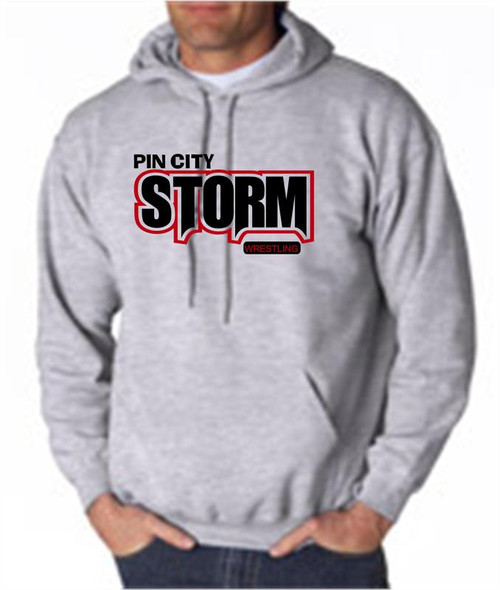 Pin City Storm Hoody