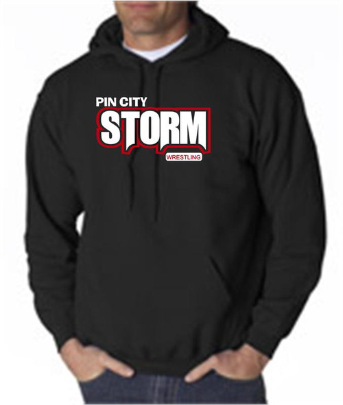 Pin City Storm Hoody 2-3XL