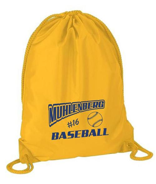 Muhl Baseball Sling Bag D3