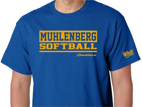 Muhl Softball D1 T-shirt