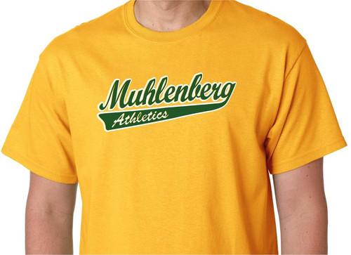 Muhl A's Baseball D1 T-shirt