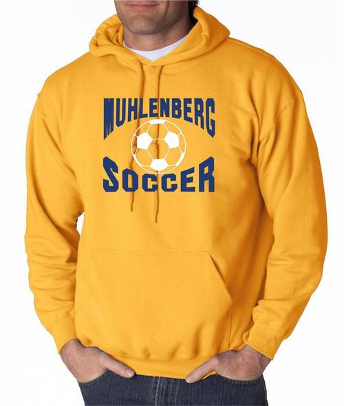 Muhl Soccer Hoody D1