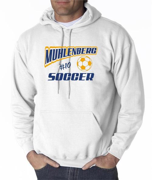 Muhl Soccer Hoody D2