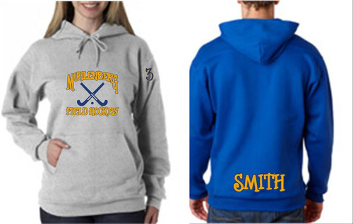 Muhl Field Hockey D1 Hoody