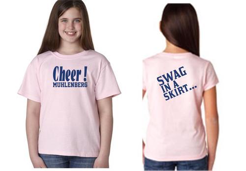 Muhl Cheer D4 T-shirt