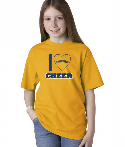 Muhl Cheer D3X T-shirt