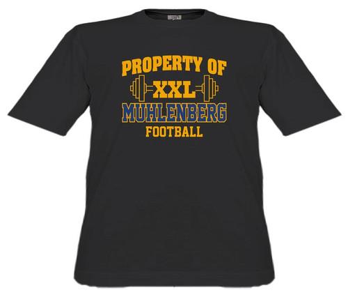 Muhl Football D5 T-shirt