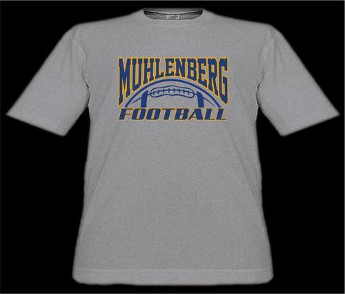 Muhl Football D6 T-shirt